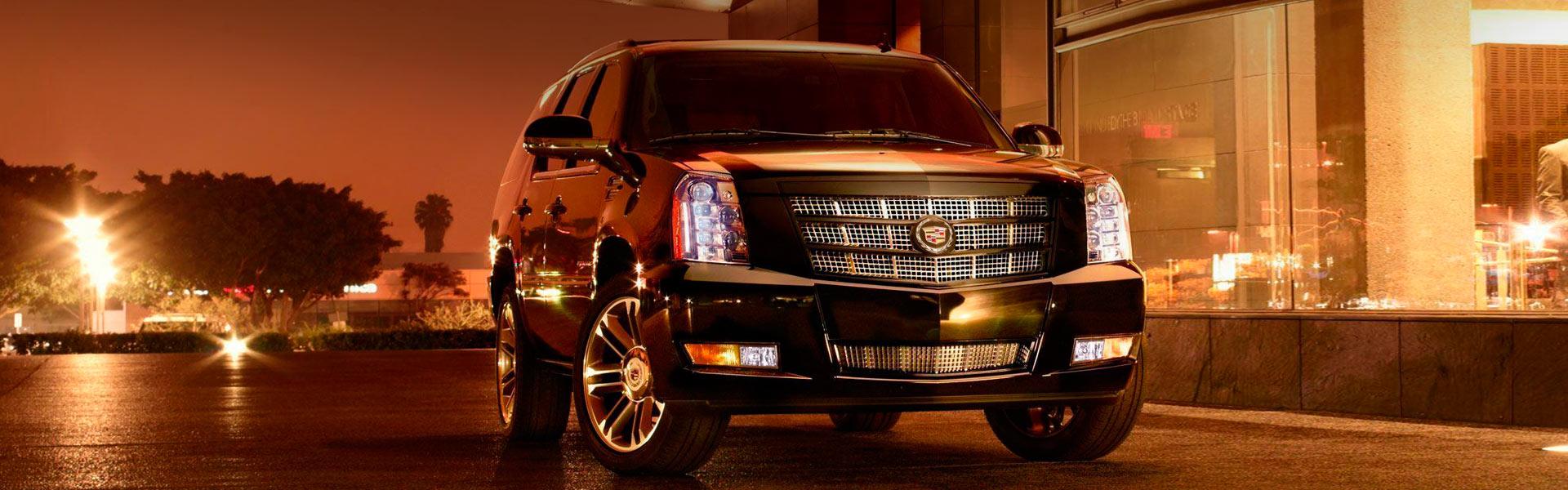 Тормозные колодки на Cadillac Escalade