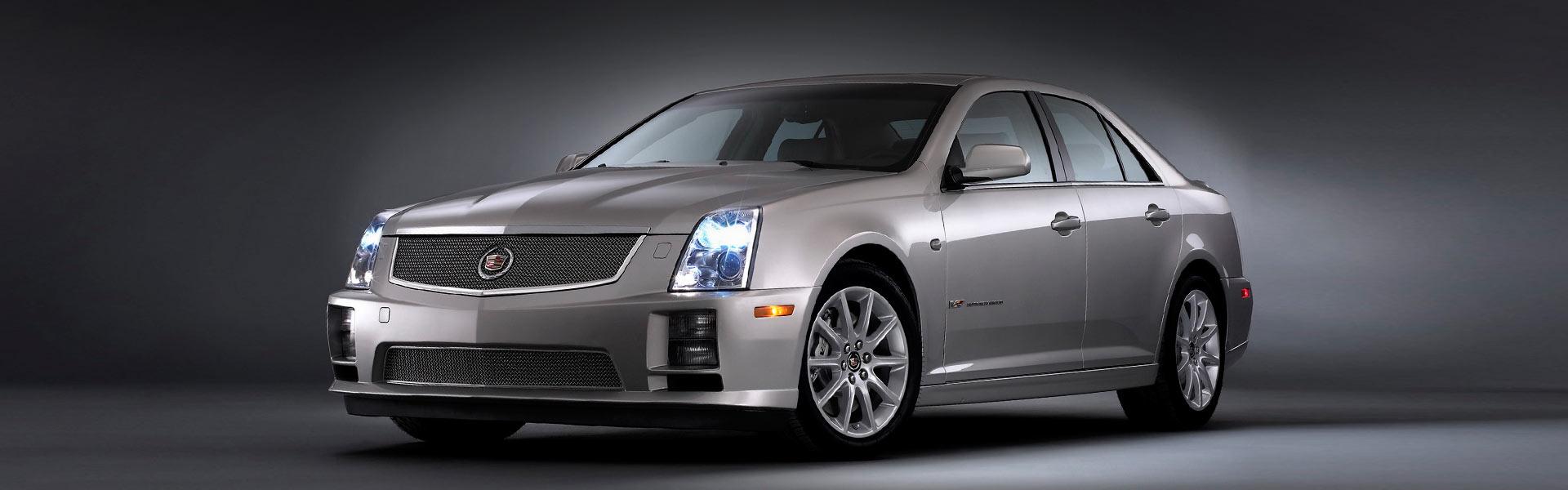 Натяжной ролик на Cadillac STS